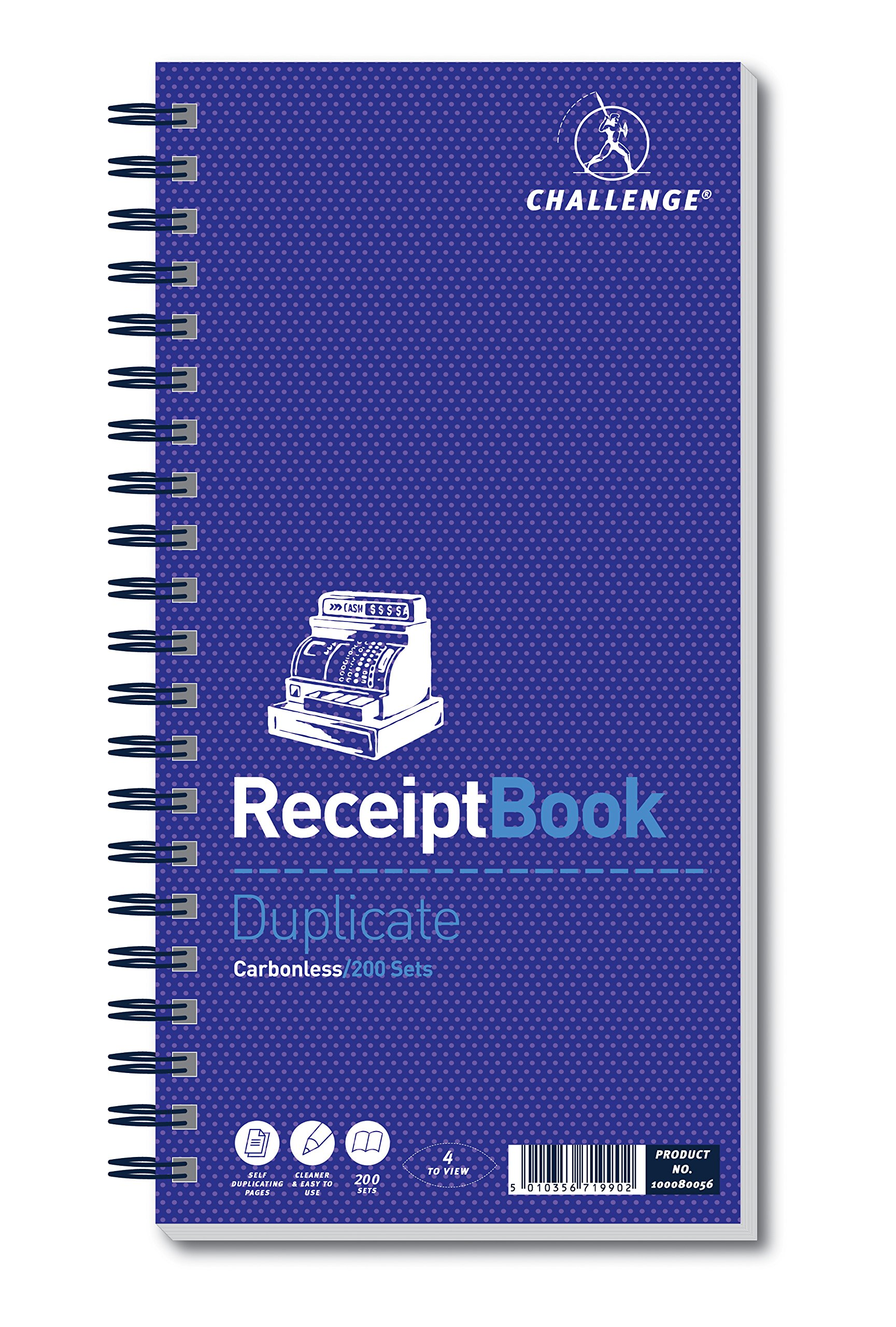 CHALLENGE DUPLICATE BOOK RECEIPT 280X152