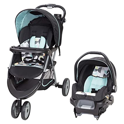 Baby Trend EZ Ride 35 Travel System Stroller - Budget-Friendly