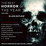 Best Horror of the Year, Volume 10