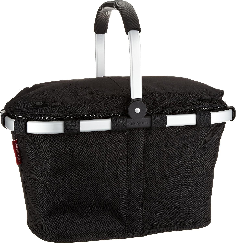 reisenthel carrybag iso BT7003 SCHWARZ BLACK KÜHLTASCHE KORB isoliert