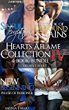 Hearts Aflame Collection IV: 4-Book Bundle