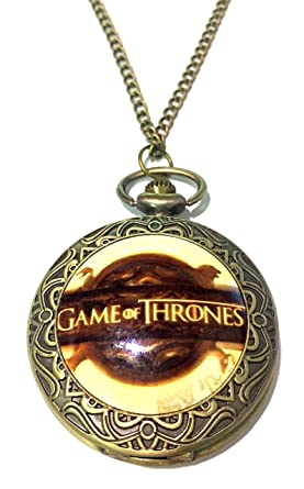 Buy game of thrones limited edition premium watch pendant pocket game of thrones limited edition premium watch pendant pocket watch 45 cms diameter mozeypictures Gallery