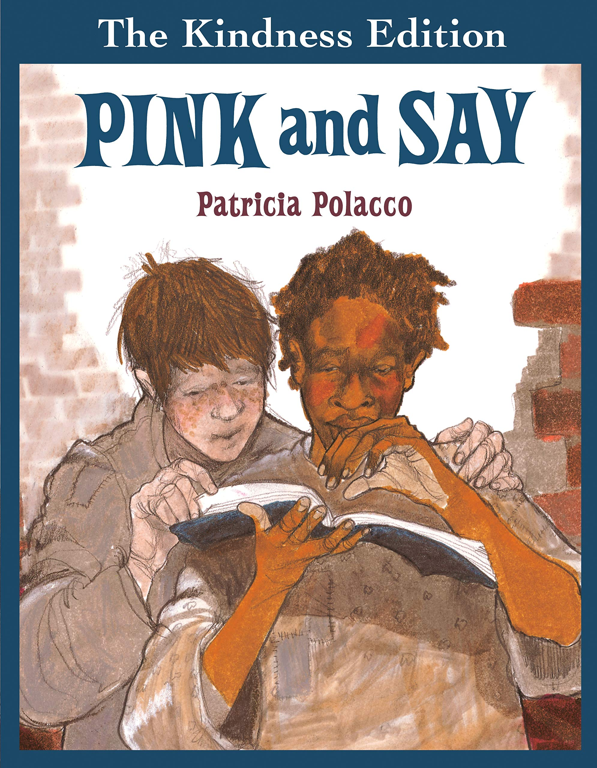 Pink and Say: Patricia Polacco: 9780399226717: : Books
