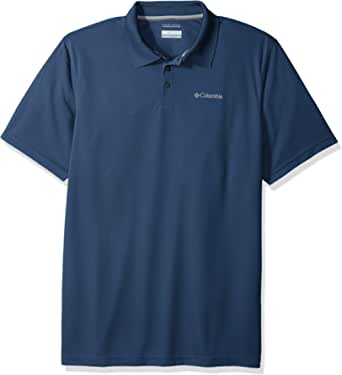 Columbia Men's Big and Tall Utilizer Polo