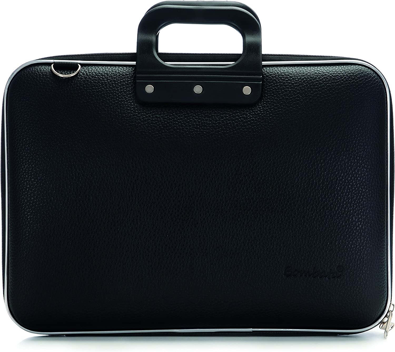 Green Bombata Classic 17 inch Laptop Bag