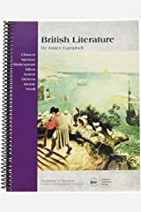 Excellence in Literature Content Guides for Self-Directed Study: British Literature Spiral-bound