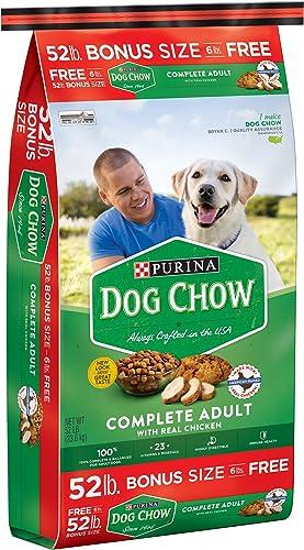 Purina Dog Chow Complete Dog Food Bonus Size