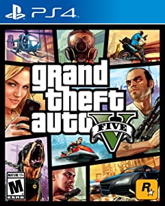 Grand Theft Auto V - PS4 [Digital Code]