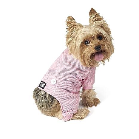 Amazon.com: Pijamas térmica para mascotas, PetRageous Cozy ...