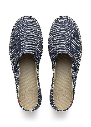 9407c92ddeefc Havaianas Unisex Adults  Origine Classic I Espadrilles  Amazon.co.uk  Shoes    Bags