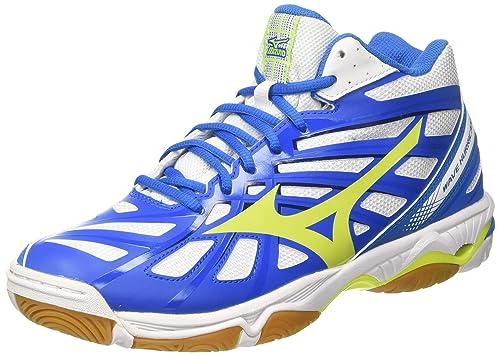 Mizuno Wave Hurricane Mid, Zapatos de Voleibol para Hombre: Amazon.es: Zapatos y complementos
