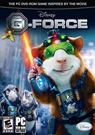 Amazon Com G Force Pc Video Games