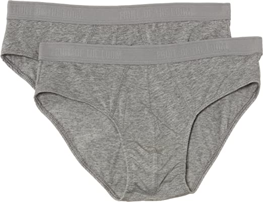 TALLA L. Fruit of the Loom Brief Classic Bóxer para Hombre