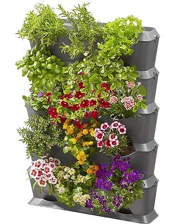 Ganchos y colgadores para contenedores de plantas | Amazon.es