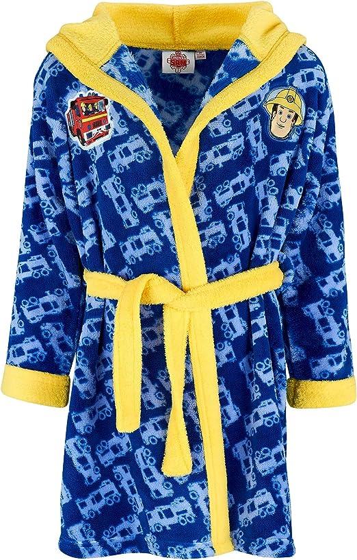 Kinder Größen Rocky Balboa Boxen Fleece mit Kapuze Bademantel Bademantel