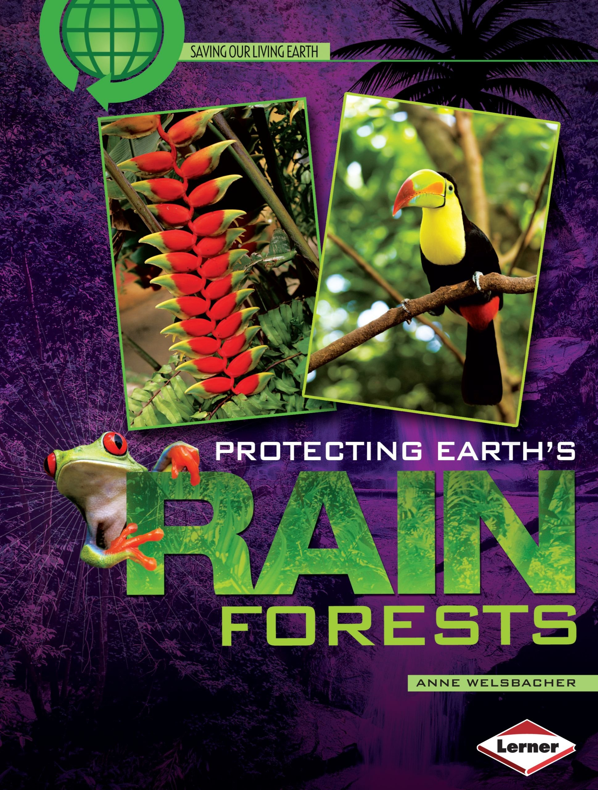 Protecting Earth's Rain Forests (Saving Our Living Earth (Paperback)) pdf epub