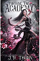 Fortune Fae Academy: Book Two: A Reverse Harem Omegaverse Romance Kindle Edition