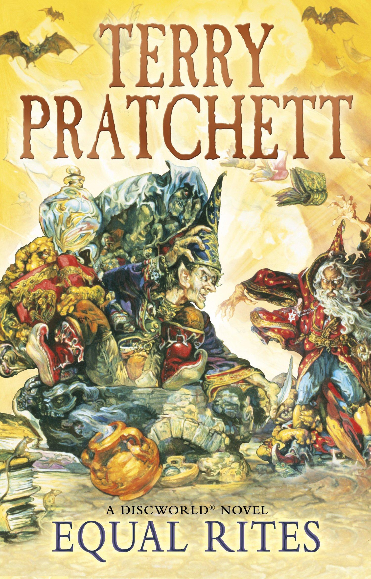 Equal Rites   Discworld Novel 3   Discworld Novels Band 3