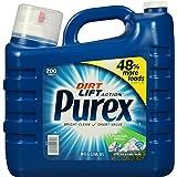Purex Liquid Laundry Detergent, Mountain Breeze, 300 oz (200 loads)