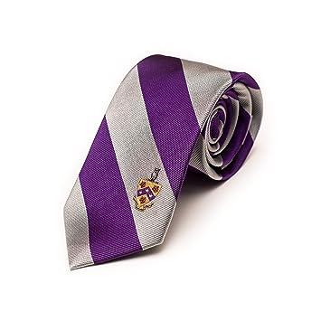 Delta Gamma Phi fraternidad seda corbata: Amazon.es: Deportes y ...