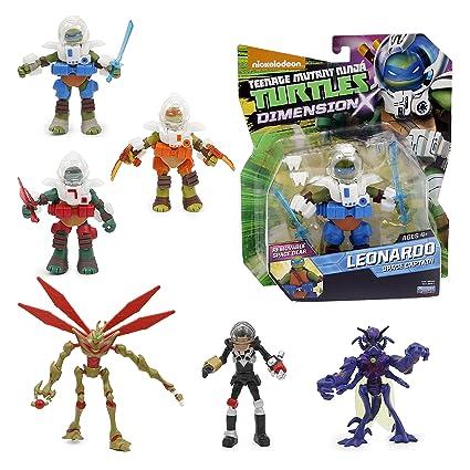Amazon.com: Giochi Preziosi Teenage Mutant Ninja Turtles ...