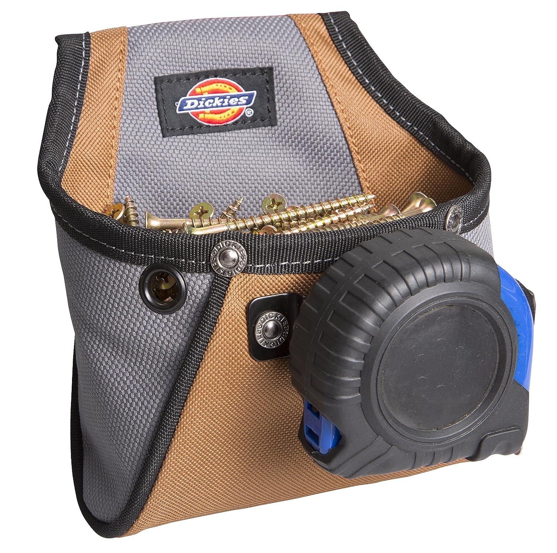 Dickies Arbeit Gear 57101/starr Nagel//Schraube Arbeit Tasche Clip mit Ma/ßband