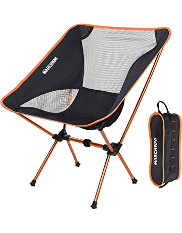 efa140163d Camping Chairs   Amazon.com