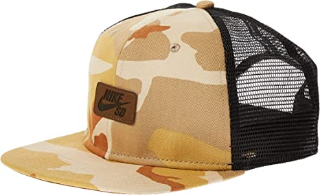 Nike U Nk Pro Cap Trucker Gorra, Unisex Adulto, Multicolor (Desert ...