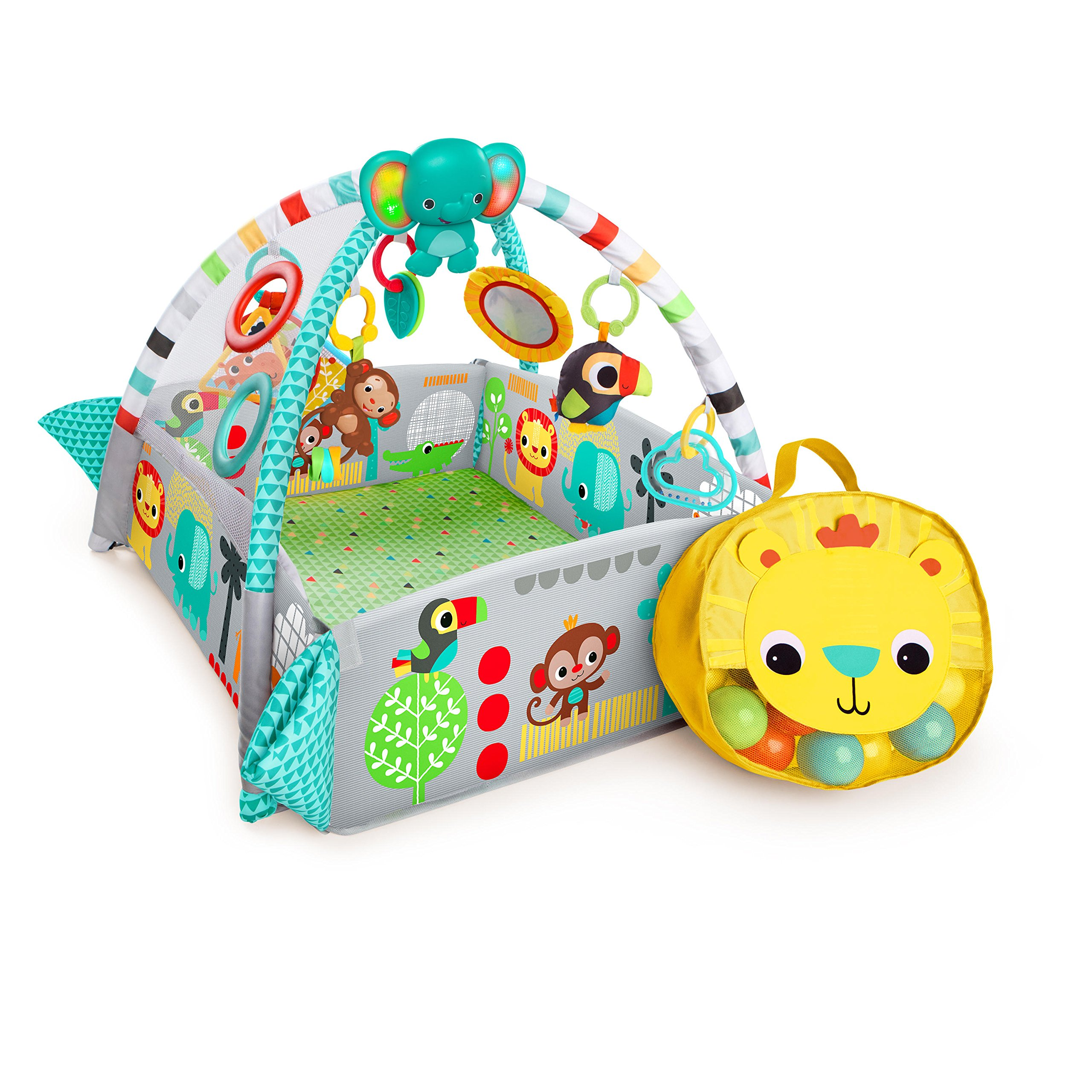 Bright Starts 5-in-1 Your Way Ball Play Activity Gym by Bright Starts (Image #1)