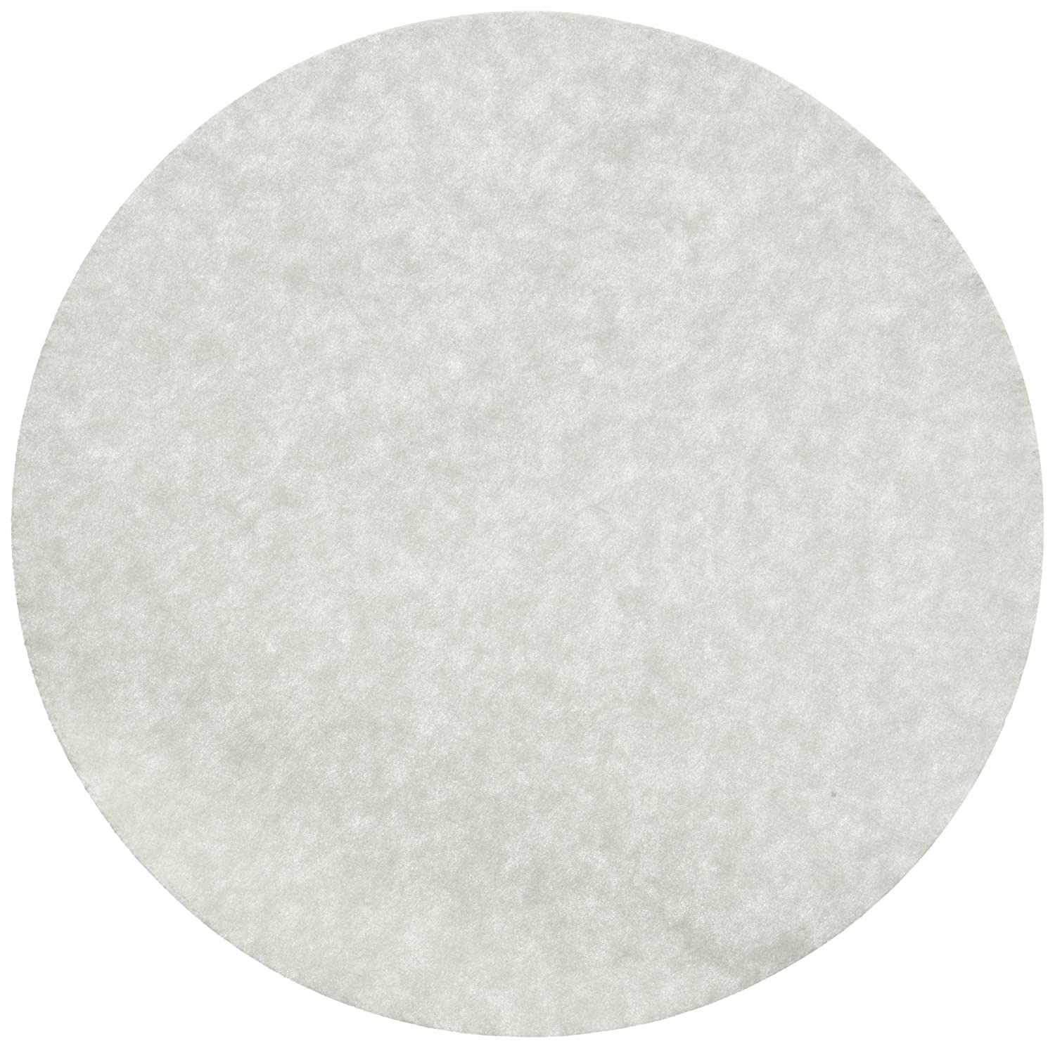 White 18 Length 9.7 Width Pack of 100 2.3 Height Roylco 96203 Pre-Cut Circle Color Diffusing Paper