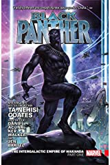 Black Panther by Ta-Nehisi Coates Vol. 3: The Intergalactic Empire Of Wakanda Part One Collection (Black Panther by Ta-Nehisi Coates Collection) Kindle Edition