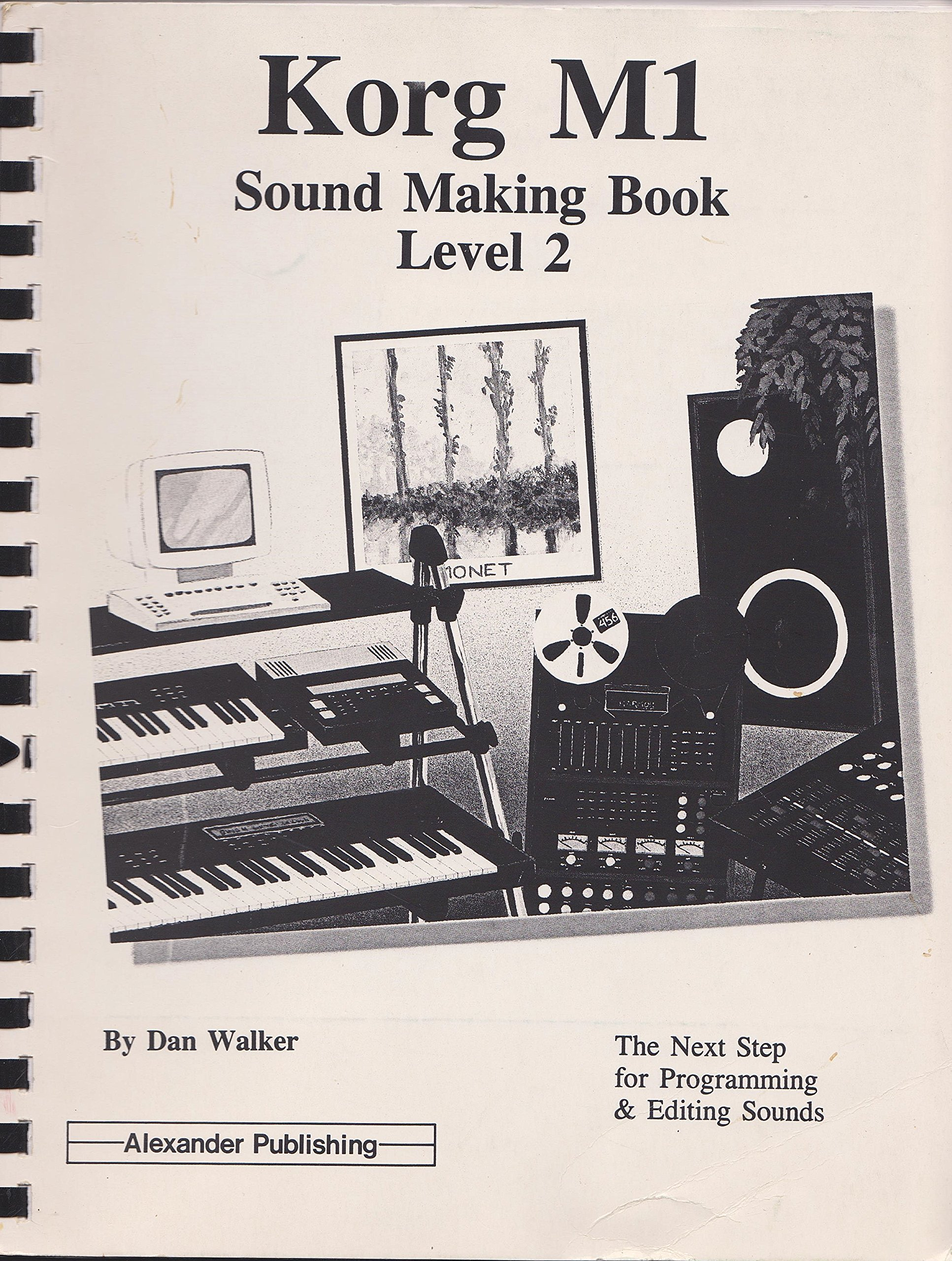 Korg M1 Sound Making Book, Level 2: Dan Walker