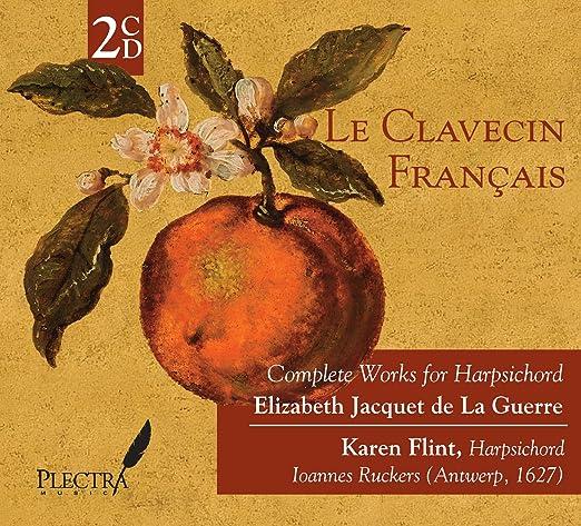 clavecin - L'École française de clavecin, de Chambonnières à Balbastre 915wTDMYrFL._SX522_