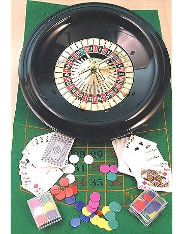Roulette Wheels Accessories Toys Games Amazon Co Uk