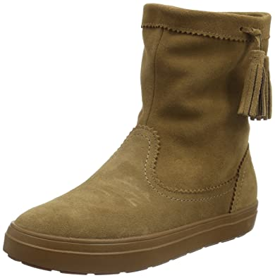 Women's Lodge Point Suede Pull-On Winter Boot