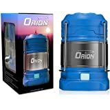 Supernova Orion Ultimate Survival Rechargeable LED Lantern and Power Bank - The Most Versatile, Brightest and Unique Camping, Emergency, Recreation, Fishing, and Hiking Lantern Available (Celestial Blue)