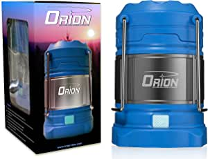 Supernova Orion Ultimate Survival Rechargeable LED Lantern and Power Bank - The Most Versatile, Brightest and Unique Camping, Emergency, Recreation, Fishing, and Hiking Lantern Available
