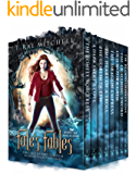Fate's Fables Boxed Set Collection: One Girl's Journey Through 8 Unfortunate Fairy Tales (Fate's Journey Book 1)