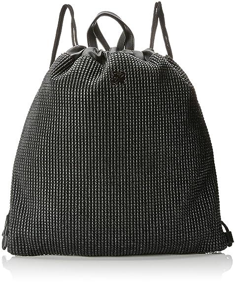Munich Gymsack Rice, Bolso mochila para Mujer, Negro (Black) 41x2x38 cm (W x H x L): Amazon.es: Zapatos y complementos