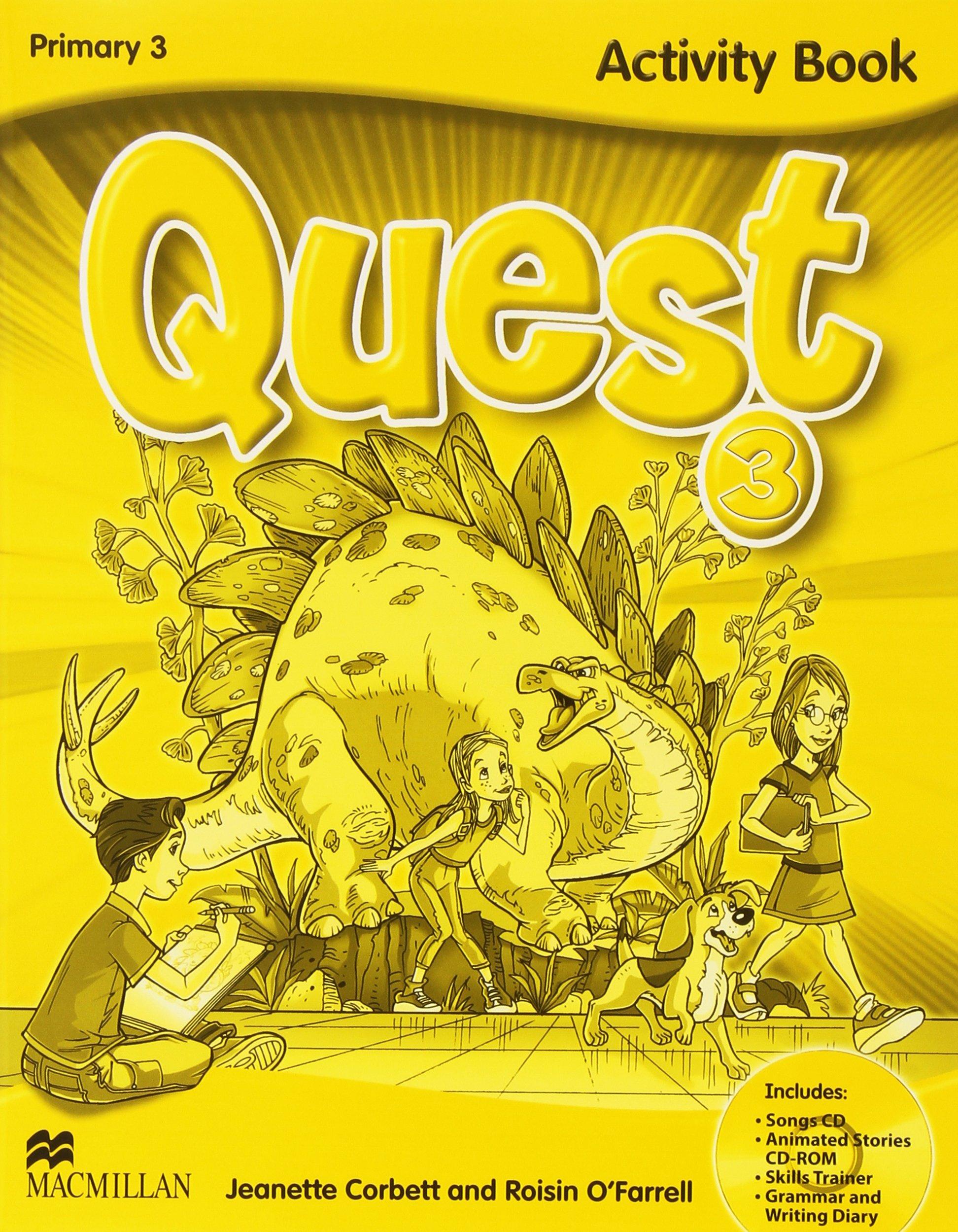 QUEST 3 Act Pack 2015 (Tiger) - 9780230478695: Amazon.es: Corbett, J.: Libros en idiomas extranjeros