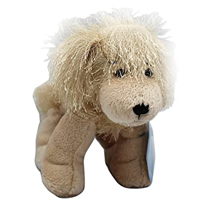 "Webkinz Full Size ""Golden Retriever"" with factory sealed un-used code! By Ganz: Toys & Games"