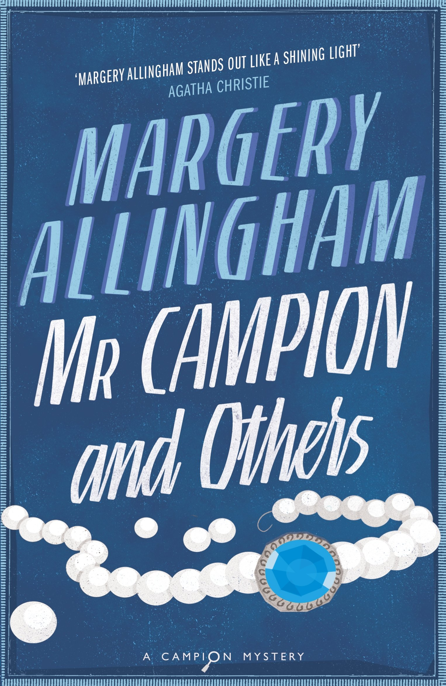 Mr Campion & Others (Vintage Classic Crimes)