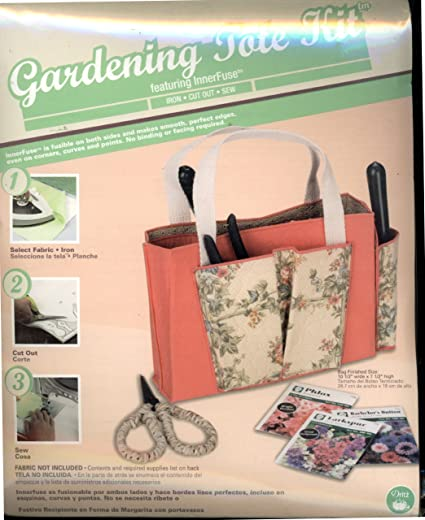 Amazon.com: Gardening Tote Kit Featuring Innerfuse