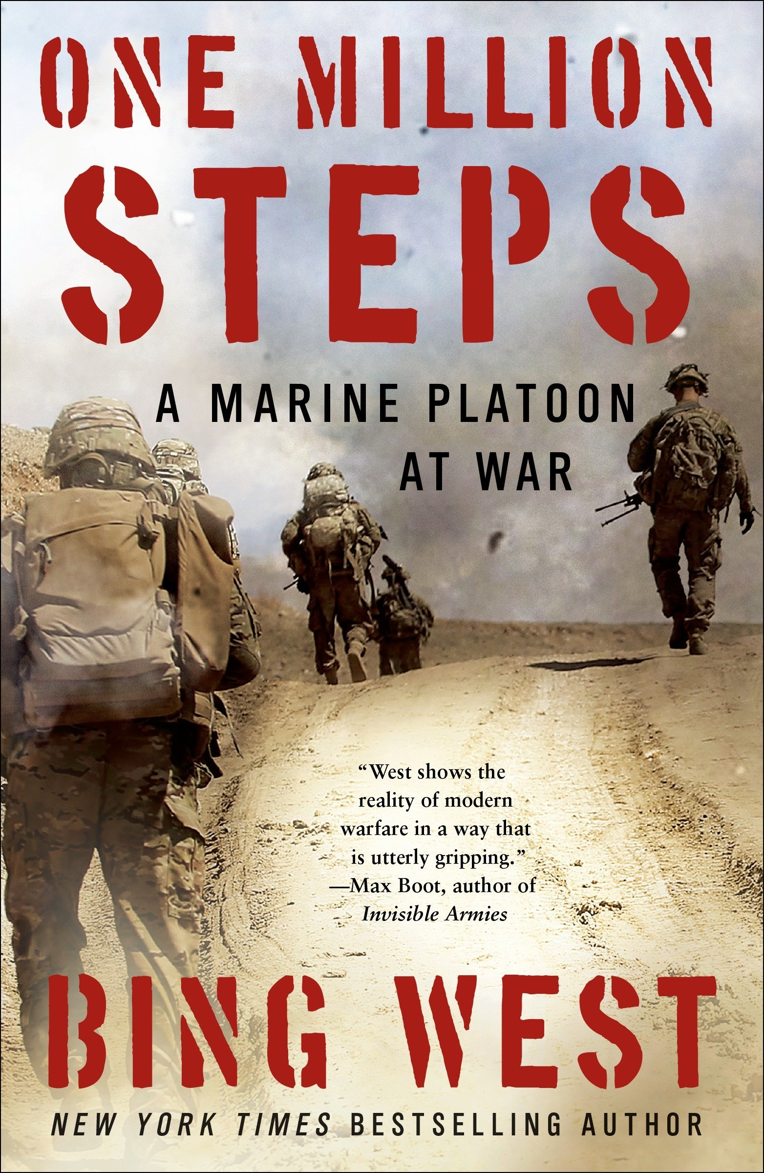 7d8620b2ab1f One Million Steps  A Marine Platoon at War (Anglais) Broché – 9 juin 2015