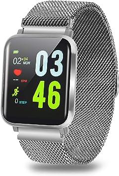 TDOR Smartwatch Mujer Android, Llamadas y Whatsapp, Pulsera ...