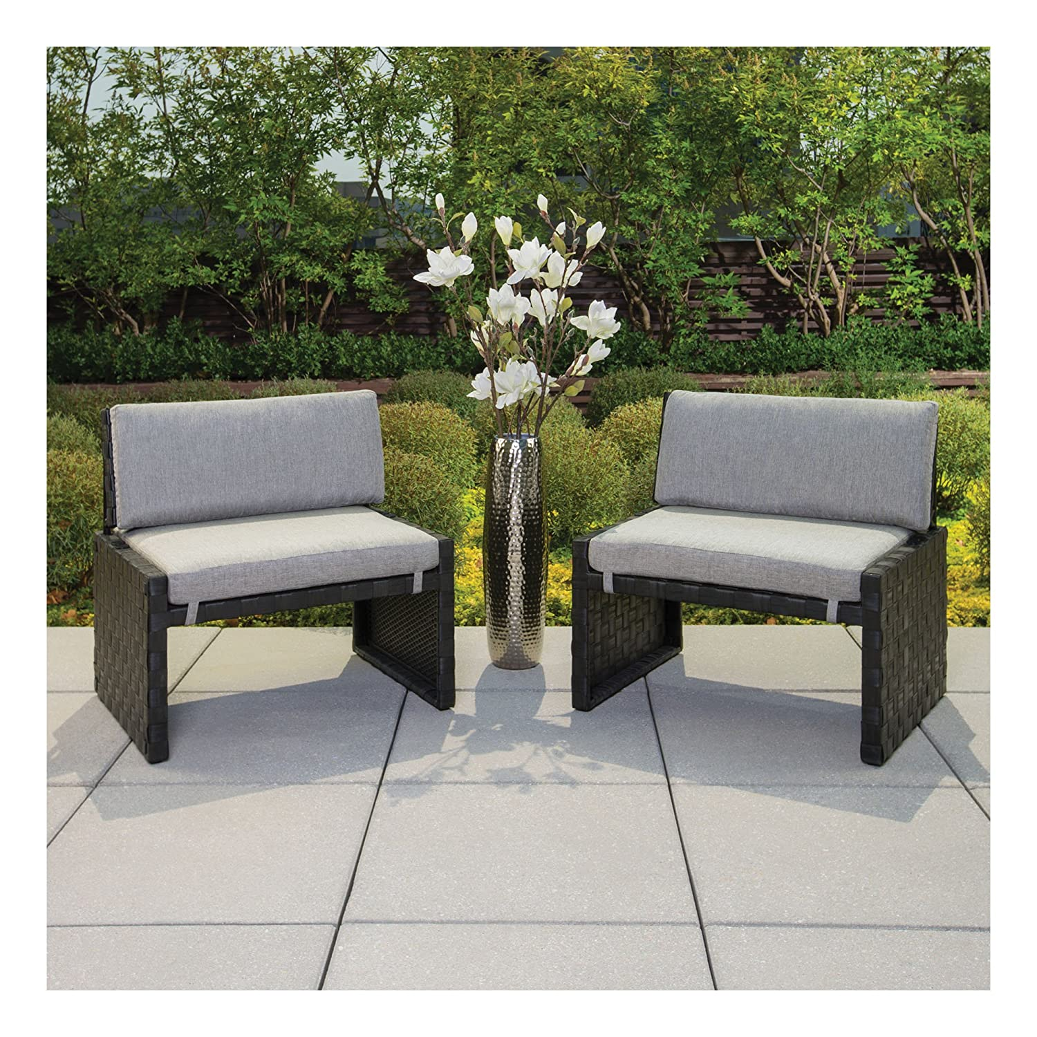 Cambria Patio Sectional Seating Set 2 Pack by La Z Boy Outdoor