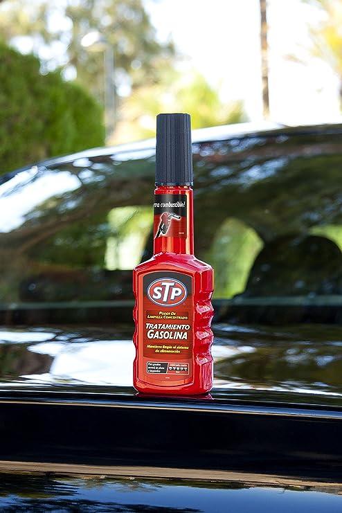 STP ST51200ES Tratamiento Gasolina Deposito, 200 ML: Amazon.es: Coche y moto