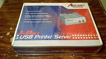 Amazon.com: AirLink + 1-Port USB Modelo de servidor de ...