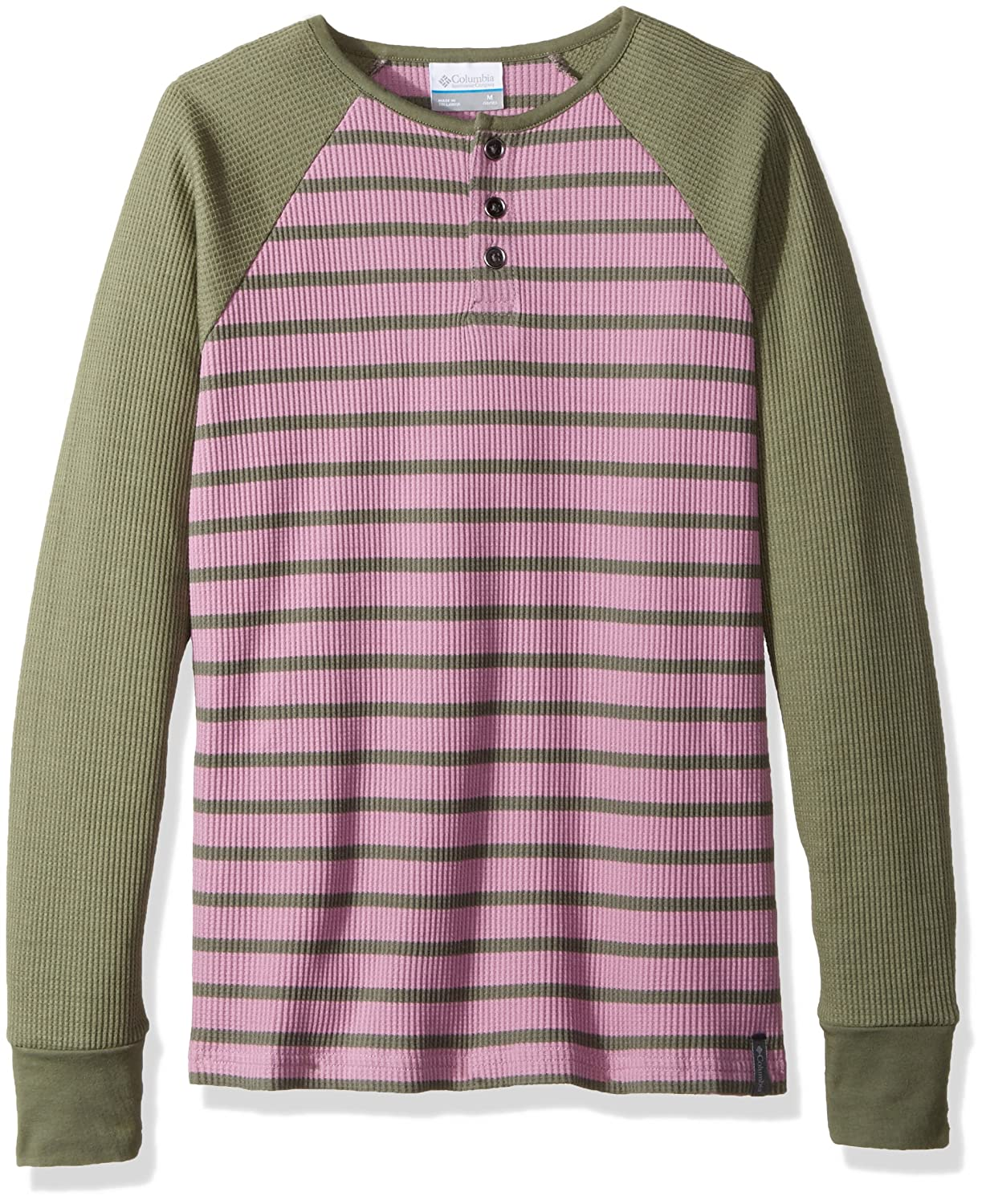 Columbia Boys Trulli Trails Thermal Henley