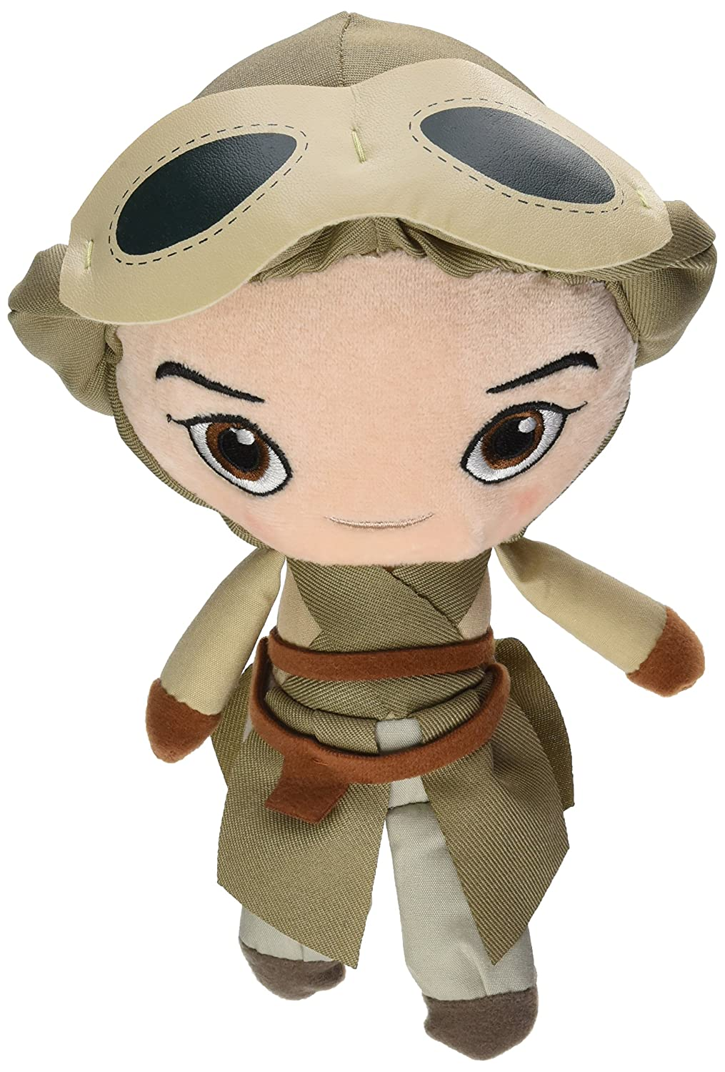 Funko - Peluche Star Wars Episode 7 - Rey Plushies 18cm - 0889698111003: Amazon.es: Juguetes y juegos